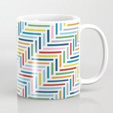 Herringbone Color Mug