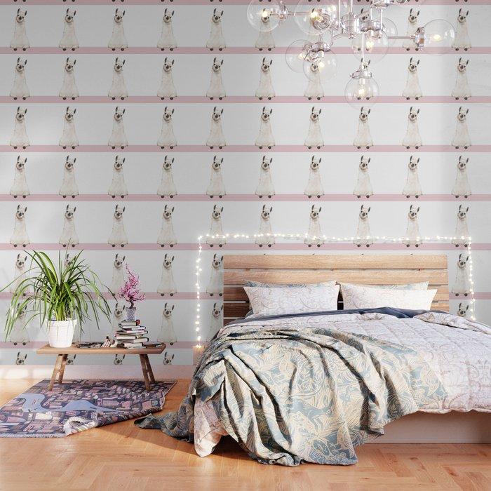 hi! Llama Wallpaper
