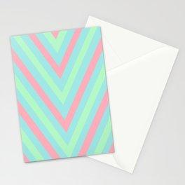 Pastel Dreams | Lavender Pink | Water Leaf Stationery Cards