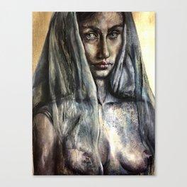 Alexandra Canvas Print