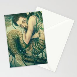 Lurking Stationery Cards