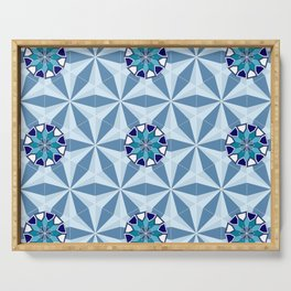 Persian Tile 01 Serving Tray
