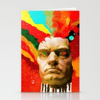 beethoven Stationery Cards featuring Beethoven by Ed Pires