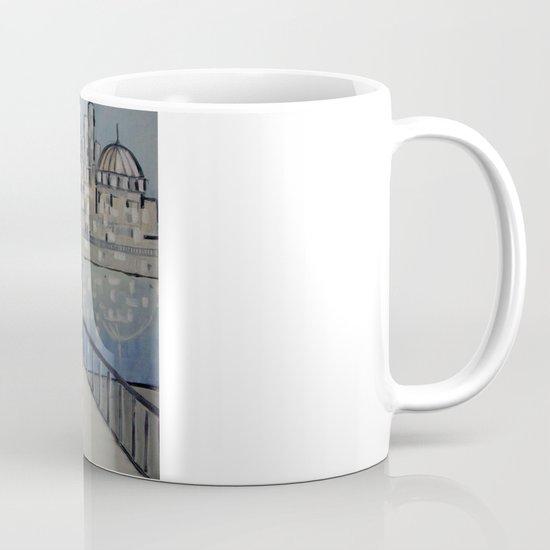 foot traffic 02 Mug