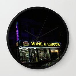 Saturday Night Fever Wall Clock
