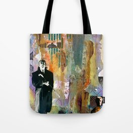 VIDA Tote Bag - Floral Fantasy by VIDA
