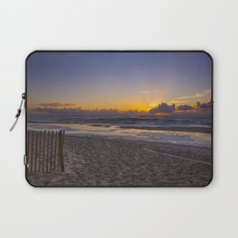 Beach Sunrise II Laptop Sleeve