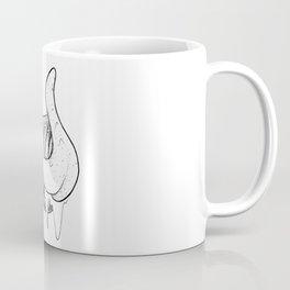 Fang Lick Coffee Mug