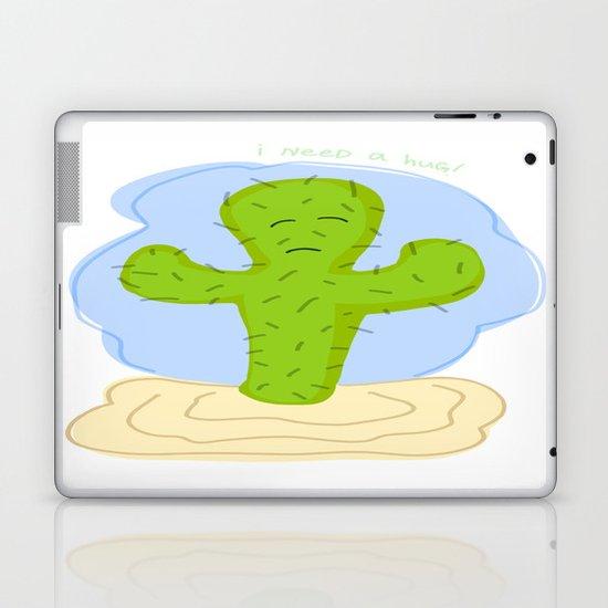 I Need A Hug Laptop & iPad Skin