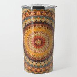 Mandala 393 Travel Mug