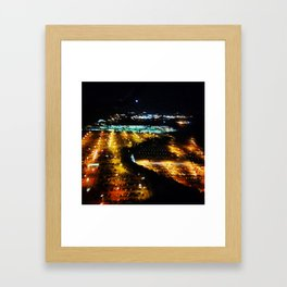 RedEye Framed Art Print