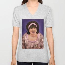 Edna Turnblad (Hairspray) Unisex V-Neck