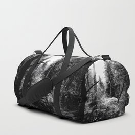 Fall Forest Morning Duffle Bag