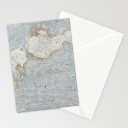 Blueish, rusty and old steel texture Stationery Cards
