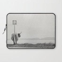 highland visitor Laptop Sleeve