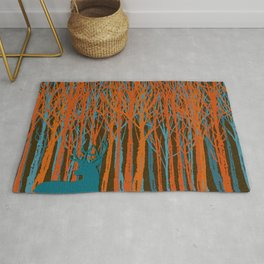 The Catskills Number One Rug
