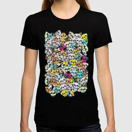 Gemstone Pugs Dogs T-shirt