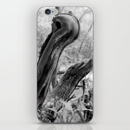 Twisted Roots iPhone Skin
