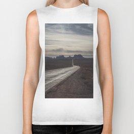 Wanderlust Road - Desert Moods Biker Tank
