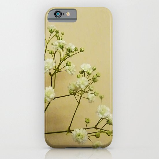 Gypsophelia iPhone & iPod Case