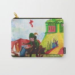 Don't you worry Carry-All Pouch