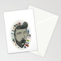 Bla bla bla... Stationery Cards