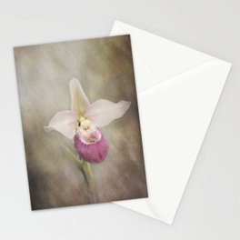 Cinderella's Orchid Stationery Cards