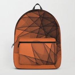 Powerful orange color Backpack