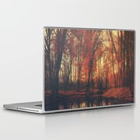 outdoor Laptop & iPad Skins featuring Where are you? by UtArt