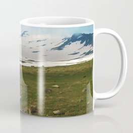 Aragats Mountain Armenia Photo Coffee Mug