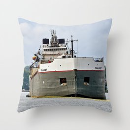 Calumet Aground 2 Throw Pillow