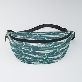 The Seas Of Long Ago. Fanny Pack