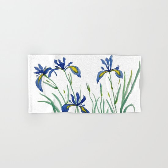 iris Hand & Bath Towel