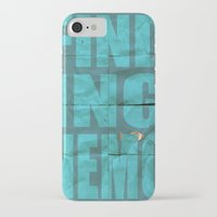 finding nemo iPhone & iPod Cases featuring Finding Nemo by Garrett McDonald