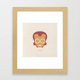 Ironman Framed Art Print