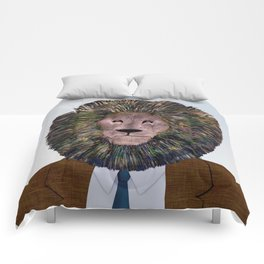 Uncle Leo's Portrait Comforters