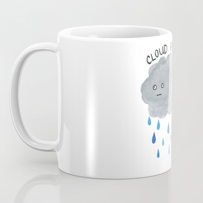 Cloud Pee? Coffee Mug