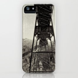 trestle iPhone Case
