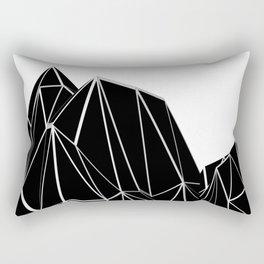Mountains B1 Rectangular Pillow