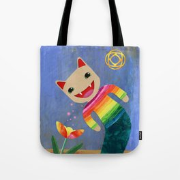 happiness spores Tote Bag