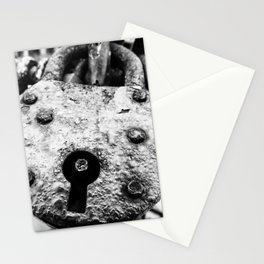 Heart Of Steel Stationery Cards
