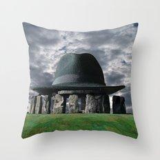 Stonehenge 05 Throw Pillow