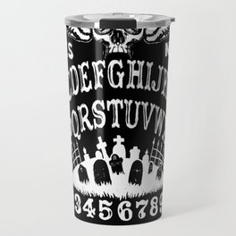 Death Moth Ouija Travel Mug