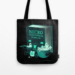 Necronomnomnomicon Tote Bag