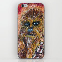 Chewy Scribble iPhone Skin