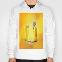 kittens Hoodies featuring KITTENS by I Love Decor