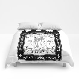 Ricardian Dilemma Comforters