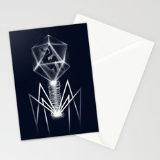 Human Virus Stationery Cards