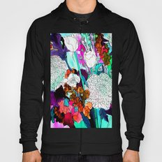 forest flowers 3 Hoody