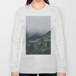Why So Moody? Long Sleeve T-shirt